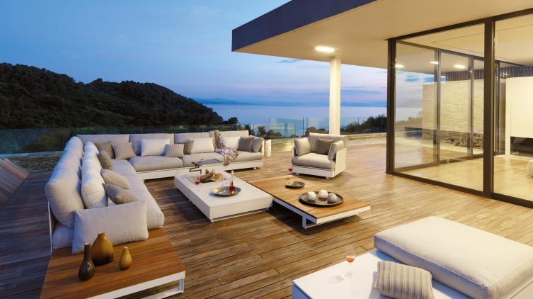 Lounge zitmeubelen for Lounge zetel